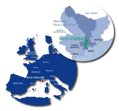 Alpes-Maritimes Pleine du Var situation
