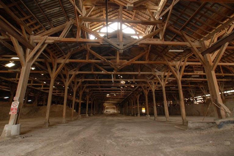 Bordeaux Brazza Soferti vue intérieure 1