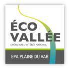 Ecovallée Plaine du Var LOGO EPA