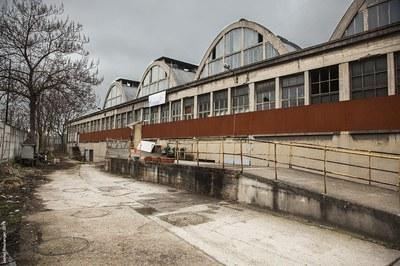 Cathédrale du Rail photo extérieure