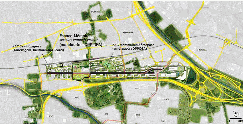 Toulouse : comment gérer l'énergie sur 56 hectares d'un pôle de compétitivité ?