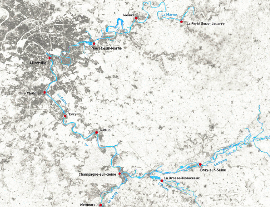 Haropa prépare ses interventions sur les ports de la Seine Amont