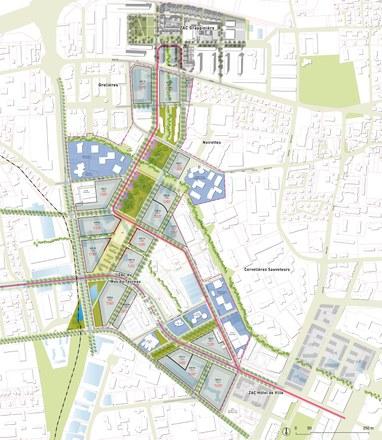 Grand Lyon : le Grand Projet de Ville de Vaulx-en-Velin trouve ses nouveaux prestataires