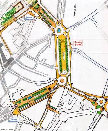 Indre : une SEMOP pour le lifting urbain du centre de Chateauroux