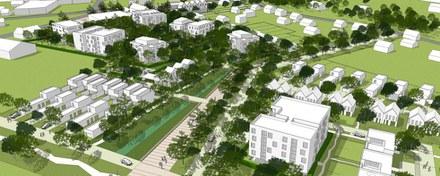 Essonne : la ZAC du Souchet trouve sa maîtrise d'oeuvre urbaine