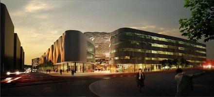 Lillenium : la première pierre du projet porté par le privé et l'ANRU a été posée