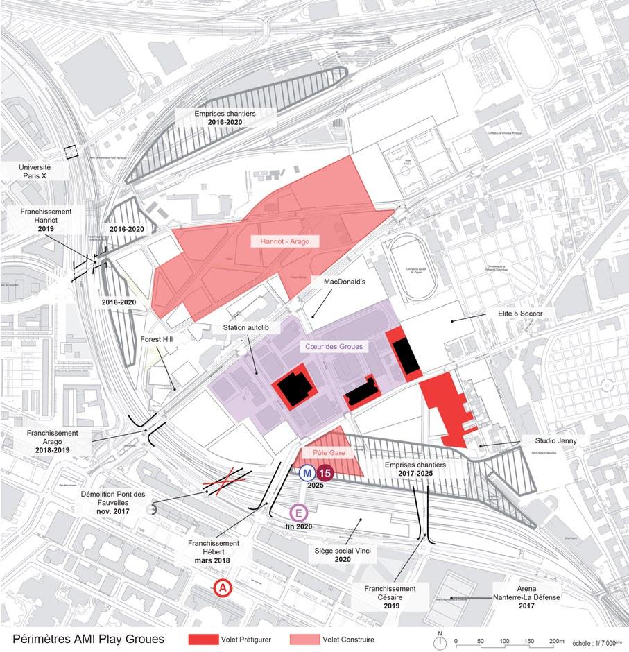 Nanterre/La Défense : un foisonnement d'initiatives choisi pour faire vivre les Groues
