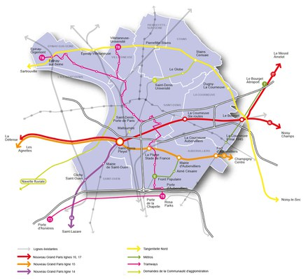 Plaine Commune affirme sa stratégie urbaine et lance le chantier du PLUi avec une Fabrique de la Ville