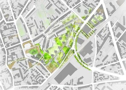 Lille : Vilogia remporte le projet de 500 logements sur des catiches