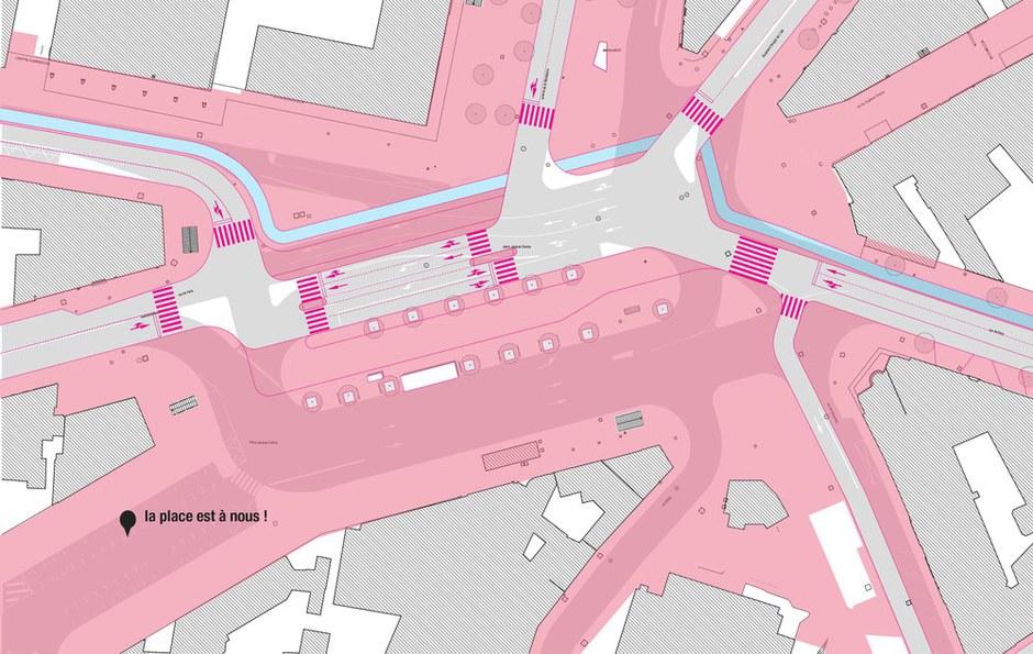Montreuil : fin de l'expérimentation pour l'espace public de la Croix de Chavaux