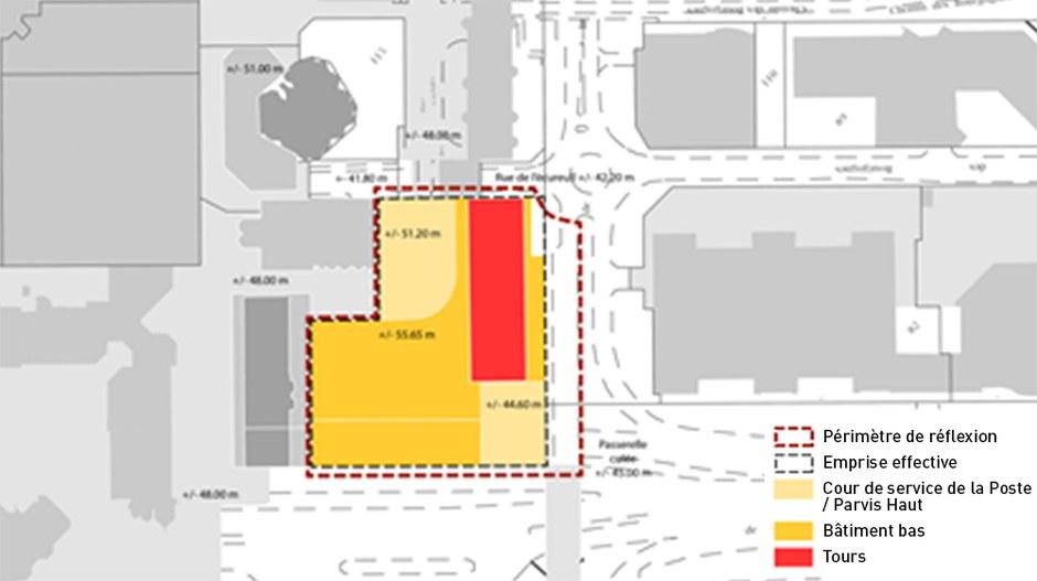 Poste Immo lance deux appels à projets sur des immeubles des années 70