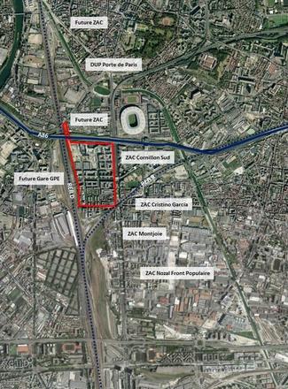 Seine-Saint-Denis :  comment donner une âme au quartier d'affaire du Landy ?