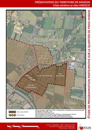 Douai : une programmation participative pour le projet du Frais Marais