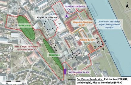 Charente-Maritime : la Semdas choisie pour rationaliser l'espace dans la zone d'activité de l'Arsenal