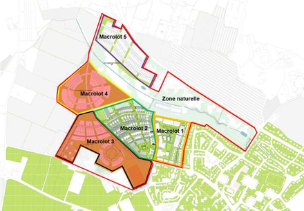Rennes Métropole : 1200 logements en première couronne