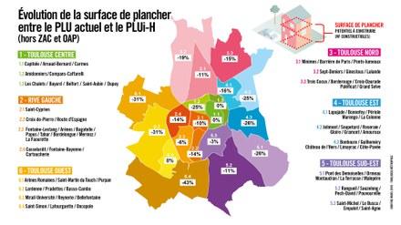 Les règles d'urbanisme à Toulouse métropole changent