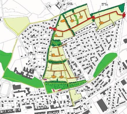 Calvados : Foncier Conseil SNC, du groupe Nexity, remporte la concession d'aménagement de 18 hectares à Villers-Bocage