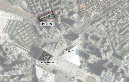 Paris/La Défense : ANMA prépare l'implantation du Conseil départemental sur le pôle universitaire Léonard de Vinci