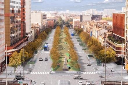 Toulouse : quelle alliance pour faire vivre les ramblas ?