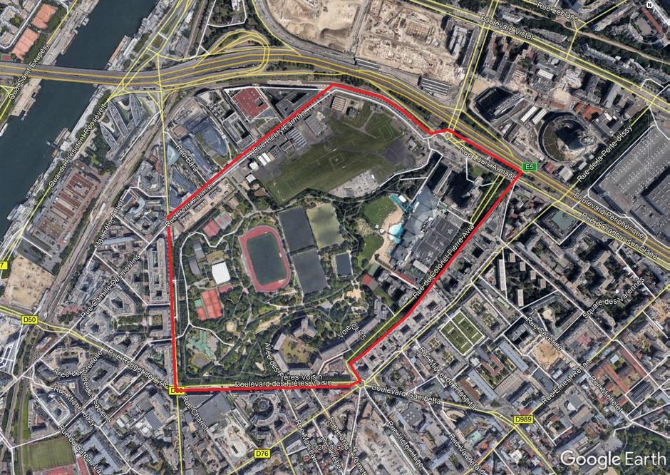 La Ville de Paris veut inventer la suite du secteur limitrophe d'Issy-les-Moulineaux