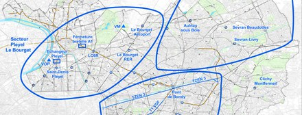 Seine-Saint-Denis secteurs de grands chantiers horizon 2030 CROPED