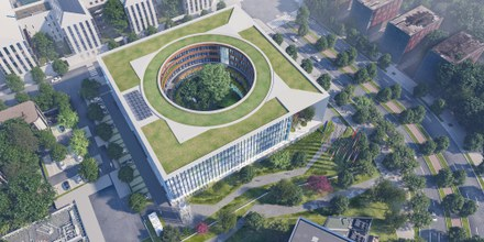 Lancement du nouveau CIRC sur le Biodistrict Lyon-Gerland