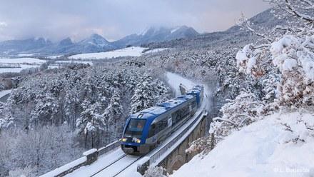 """Alpes : Comment valoriser la """"petite ligne"""" entre Gap et Briançon ?"""