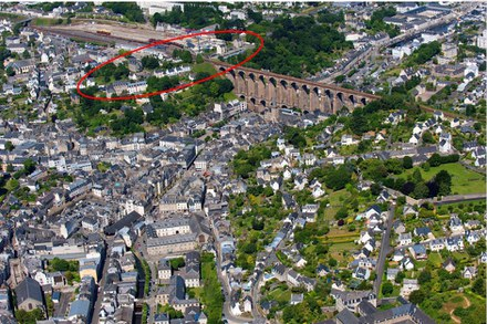 Morlaix : deux groupements retenus pour l'appel à projets Réinventons nos cœurs de ville