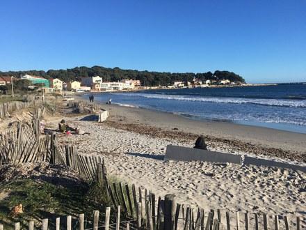 Toulon Provence Méditerranée définit une stratégie de gestion du trait de côte à la Seyne-sur-Mer