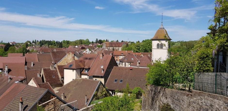Jura : un nouveau quartier d'habitation à Sellières